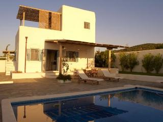 Helidoni Pool villa at a quiet traditional village, Rhodes Town