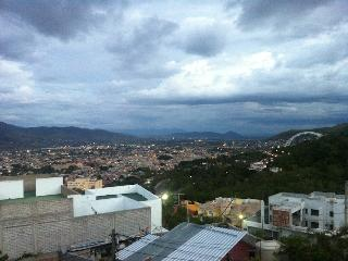 Oaxaca home with terrace and view