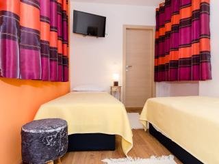 Rooms Cavtat Old Town - Twin Room with Sea View