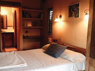 private bedroom LUNA in the  Villa Matisse, Nosara