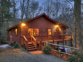 Cozy Comfortble Cabin - Mountain Spirit Cabin, Blue Ridge