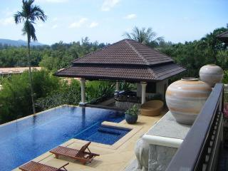 LAY136 Spacious Luxury pool side villa with tropical garden, Choeng Thale