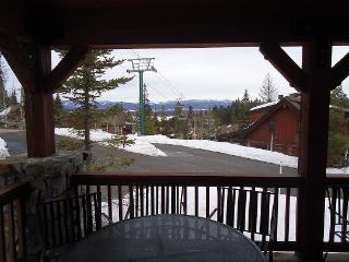 Staircase Chalet 15, Donnelly