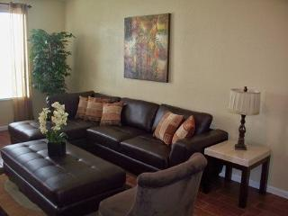Enjoy this spacious and fully equipped Orlando vacation townhome that is perfect for families and small groups.