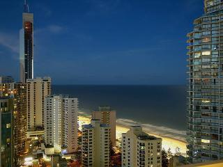 Q1 Resort, 2 beds & 2 baths, Ocean view, Free Wifi, Surfers Paradise