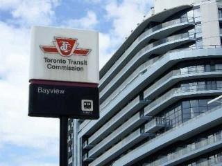 1 bdrm in shared condo 1 min to Bayview subway, Toronto