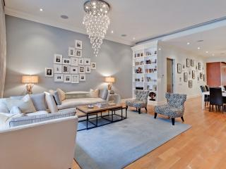Luxury Duplex With Private Movie Theater, New York City