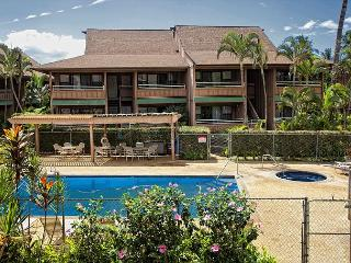 Kihei Bay Vista #C206 Completed Remodeled, Newly Furnished, Across fr Beach!