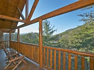 Luxury Cabin Smoky Mountains-'Mission of Love', Pigeon Forge