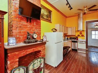 New Listing! Private & Secluded New Orleans Studio w/Wifi, Well Stocked Kitchen & Small Patio - Close Proximity to the French Quarter, Many Restaurants, Splendid Mississippi River Views & More!