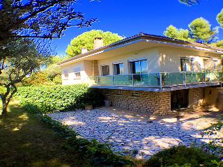 Beaucaire Gard, trendy Villa 9p. jacuzzi, 300m from shops.