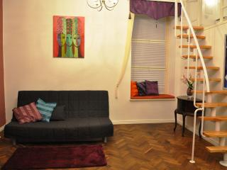 5 persons climatic studio in Center, Krakow
