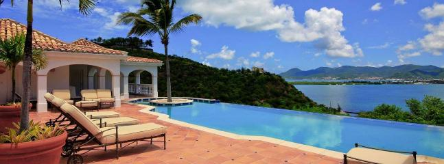 SPECIAL OFFER: St. Martin Villa 113 Conveniently Located In Terres Basses, Just Minutes To The Islands Best Beaches, Shopping, Restaurants And Nightlife.