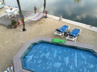 Beautiful Oceanfront 4/2 Home With Heated Pool/Spa, Summerland Key