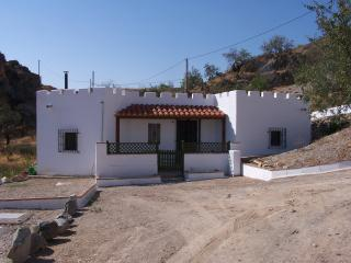 2 Bedroom cottage on 2 acre Andalucia Finca, Lubrin
