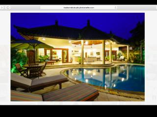 luxury Sanur family villa 305 mtrs from beach