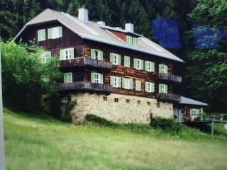 Alpine chalet in Austria with sweeping views, Lavamuend