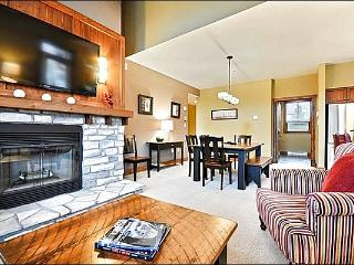Panoramic Landscape Views - Heated Floors in the Kitchen & Bathrooms (6168), Mont Tremblant