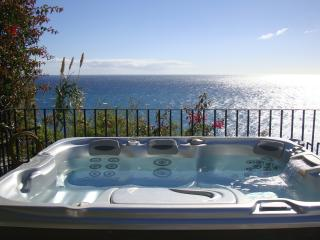 Modern & central apartment with seaview and pool, Funchal