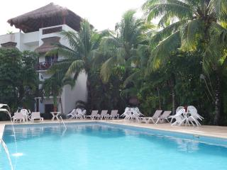 Great beach condo, Playa del Carmen