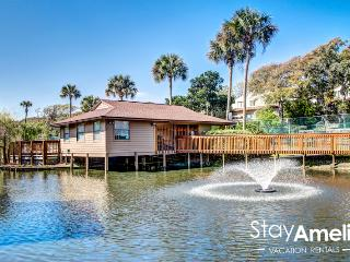 Amelia Hideaway (2/1 with pool), Fernandina Beach