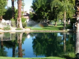 An Oasis In The Desert ; Peaceful, Water View, Palm Desert