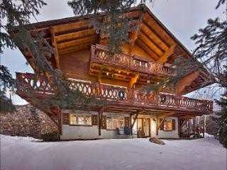 Bavarian Style Chalet with Amazing Ski Area Views - Short Shuttle from the Ski Slopes (11912), Steamboat Springs
