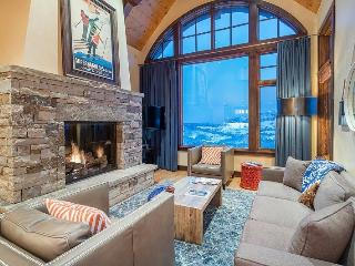 Experience the convenience and luxury of this newly built ski-in ski-out vacation home in the Mountain Village core., Telluride