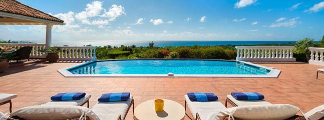 Villa Mer Soleil SPECIAL OFFER: St. Martin Villa 322 This Gorgeous Villa Is Very Sophisticated And Elegant. Can Be Rented As A 3-5 Bedroom Villa., Terres Basses