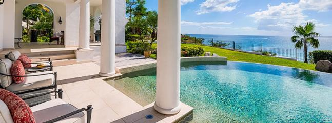 SPECIAL OFFER: St. Martin Villa 2 The Epitome Of Graceful Mediterranean Architecture., St. Maarten-St. Martin