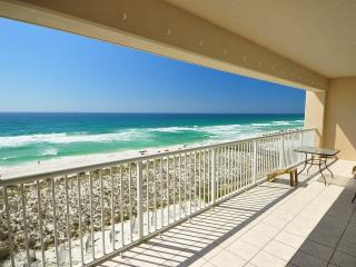 Absolute GulfFront, Spectacular view, Huge balcony, Navarre