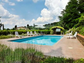 Villa With Pool And Private Wood, Next to Florence, Impruneta