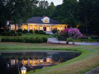 23 ac. Estate on Lake Oconee, Weddings, Big Groups, Eatonton