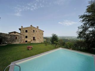 Chianti Villa with Guest Cottage and Beautiful Views  - Casa Betulla, Badia a Passignano