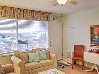 New Listing! Delightful 1BR North Myrtle Beach Condo w/Wifi, Recently Renovated Interior & Complex Pool - Steps from Cherry Grove Beach! Easy Access to Golfing, Shopping & Dining!