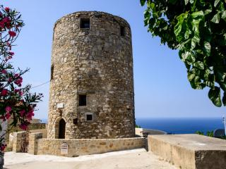 Windmill - Traditional Elegance, Alonnisos Town