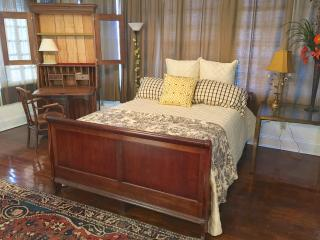 Treetop Bedroom in The White House, Clarksdale