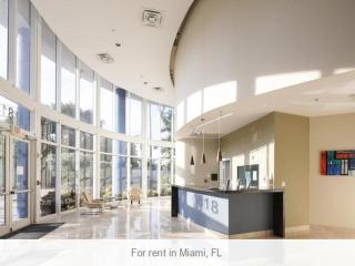 Laxury 2bdr apartment for rent, Miami