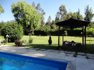7000sqf  Oasis with breathtaking view of the Andes, Santiago