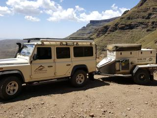 Land Rover 110 Defender TD5 - Fully Equipped, Durban