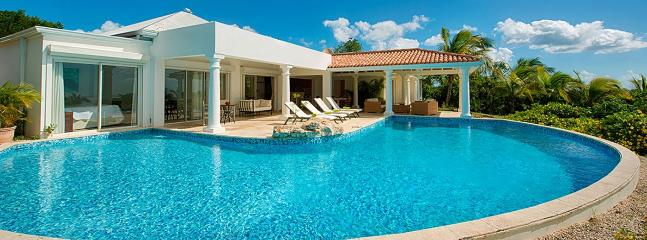 Villa Lune De Miel SPECIAL OFFER: St. Martin Villa 264 A Wonderful Honeymoon Or Other Special Occasion Villa Located On The Hillside In Terres Basses Offering Great Views Of The Sea.