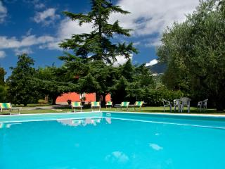 Independent villa swimming pool air conditioning., Lucca