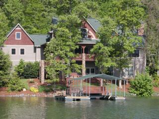 Lakeside Deep Water Exclusive Private, Hiawassee
