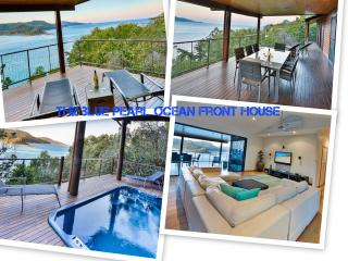 OCEAN FRONT LARGE HOUSE BLUE PEARL, Hamilton Island