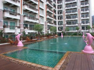 Luxury Patong Apartment with Pool