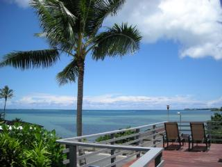 Luxury, Private Executive Kaneohe Bay Home!
