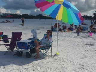Affordable and on the #1 Beach in the USA, Siesta Key