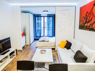 Great and brand new studio apartment., Wroclaw