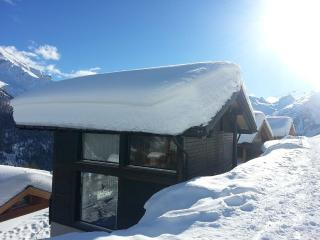 Large exclusive 6 room chalet, Wiler