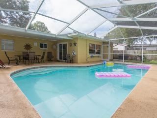 Palm View  -  Solar Heated Pool Home, St. Petersburg